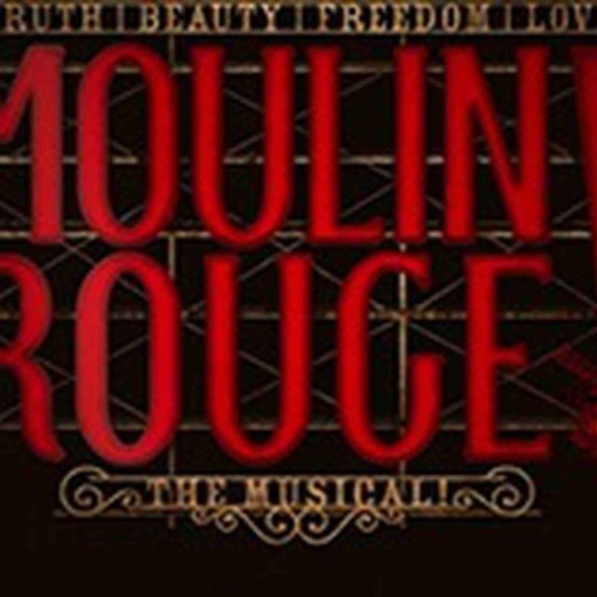 Moulin Rouge! The Musical (New York) Images