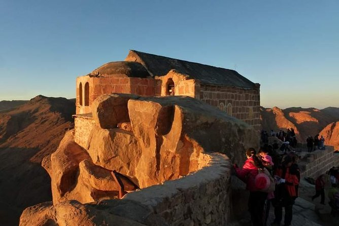 MOUNT SINAI AND ST CATHERINE NIGHT TOUR FROM CAIRO BY BUS PRIVATE Preview Image