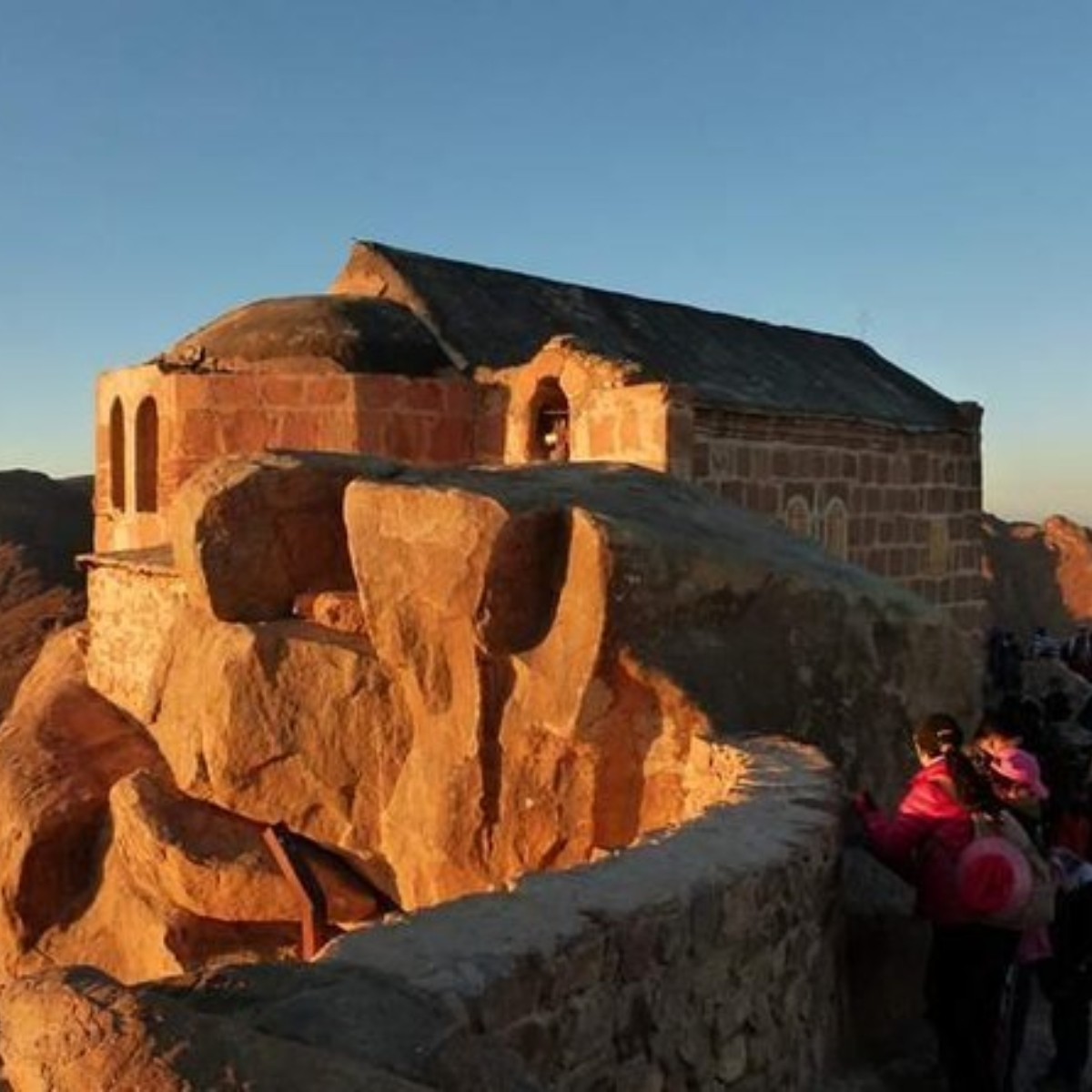 MOUNT SINAI AND ST CATHERINE NIGHT TOUR FROM CAIRO BY BUS PRIVATE Images