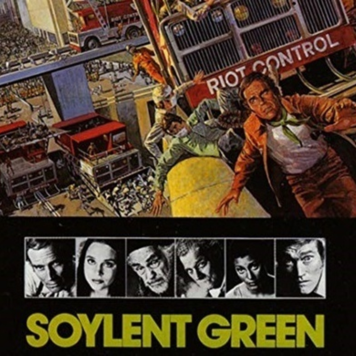 Movie: Soylent Green Images