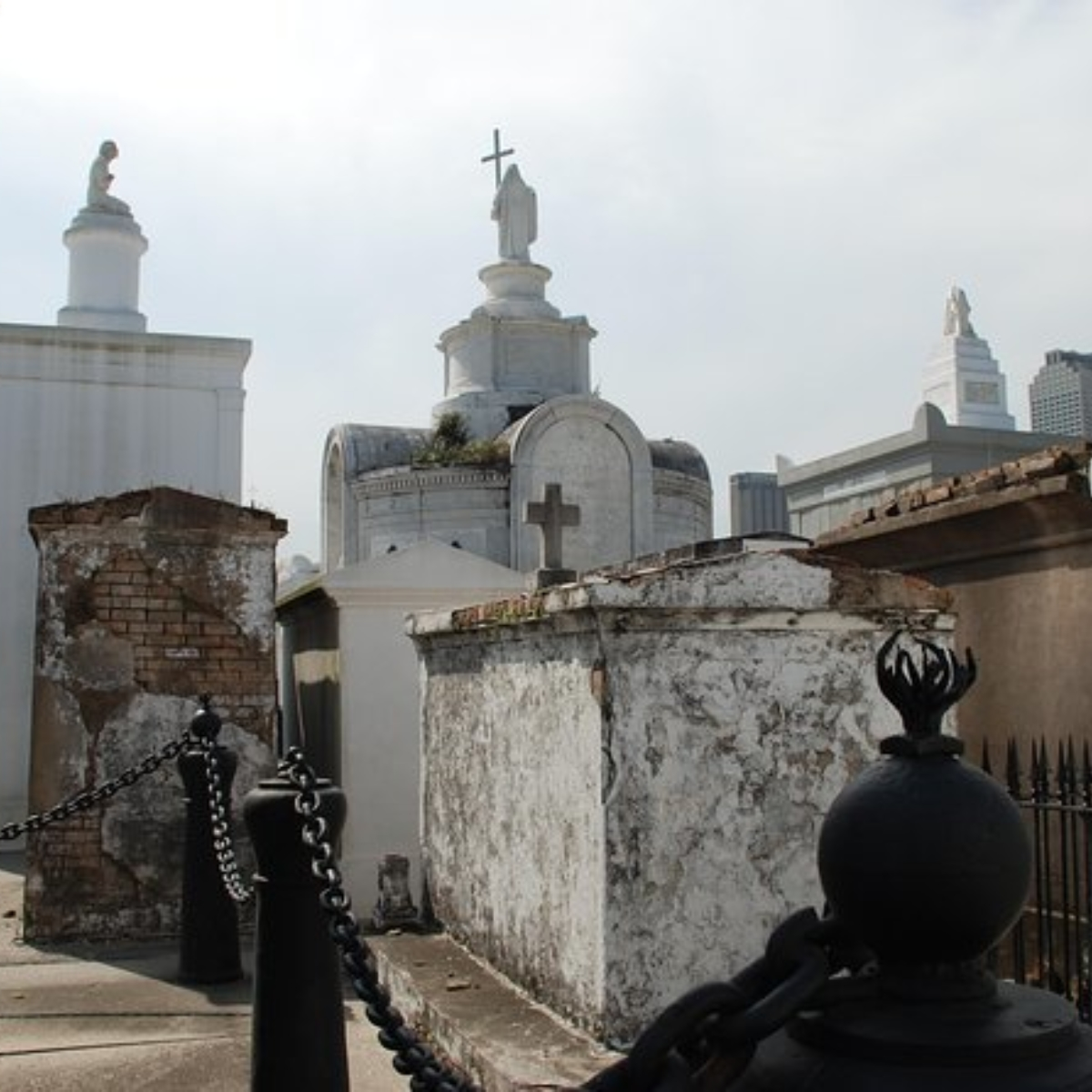 New Orleans Cemetery and Voodoo Walking Tour Images