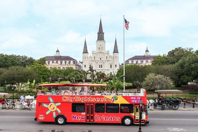 New Orleans Hop-On Hop-Off City Tour Preview Image