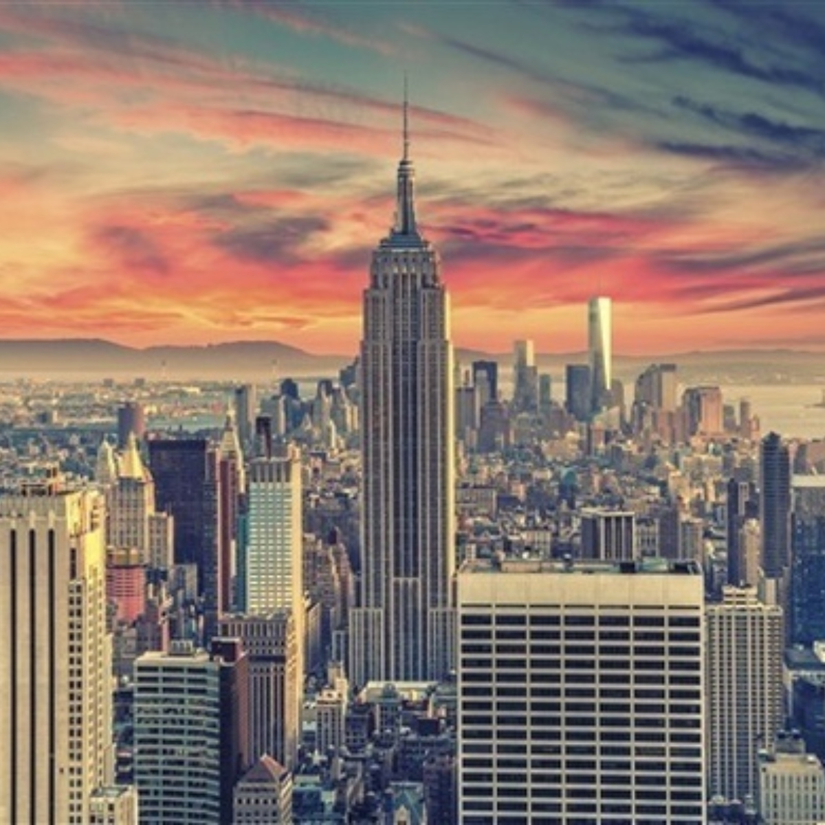 New York City Sightseeing Images