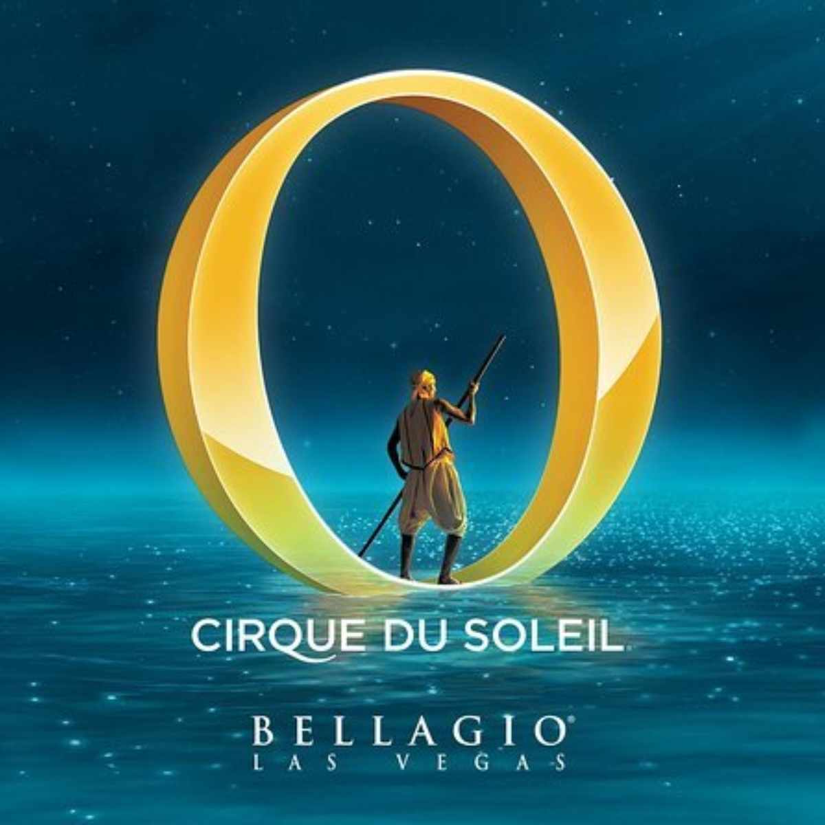 """""""O™"""" by Cirque du Soleil® at the Bellagio Hotel and Casino Images"""