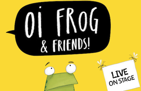 Oi Frog & Friends! Preview Image