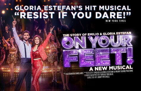 On Your Feet! The Story of Emilio and Gloria Estefan Preview Image