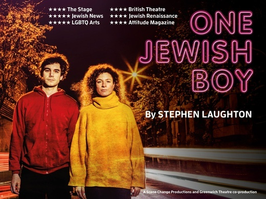 One Jewish Boy Preview Image