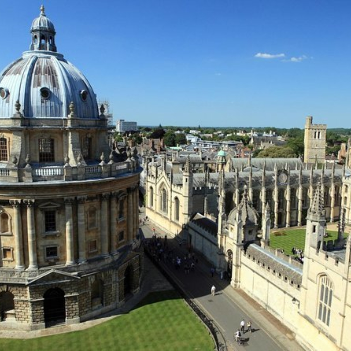 Oxford Day Tour from London Images