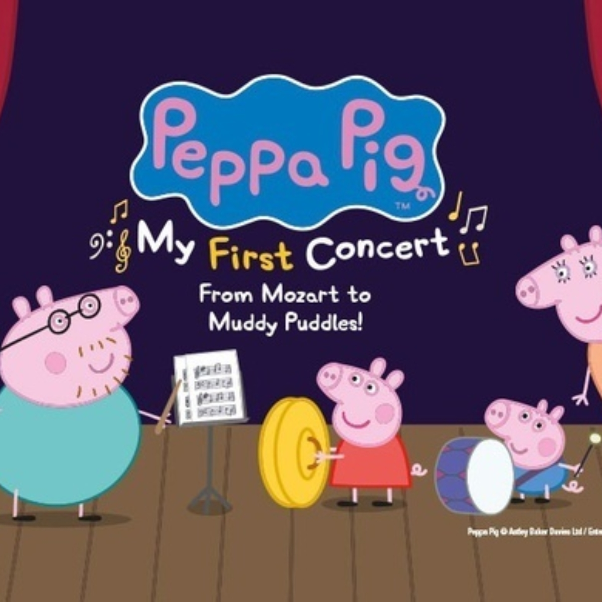 Peppa Pig: My First Concert 2020 Images