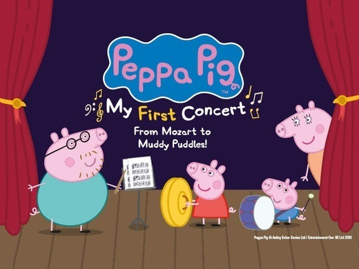 Peppa Pig: My First Concert 2020 Preview Image