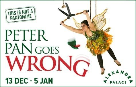 Peter Pan Goes Wrong Preview Image