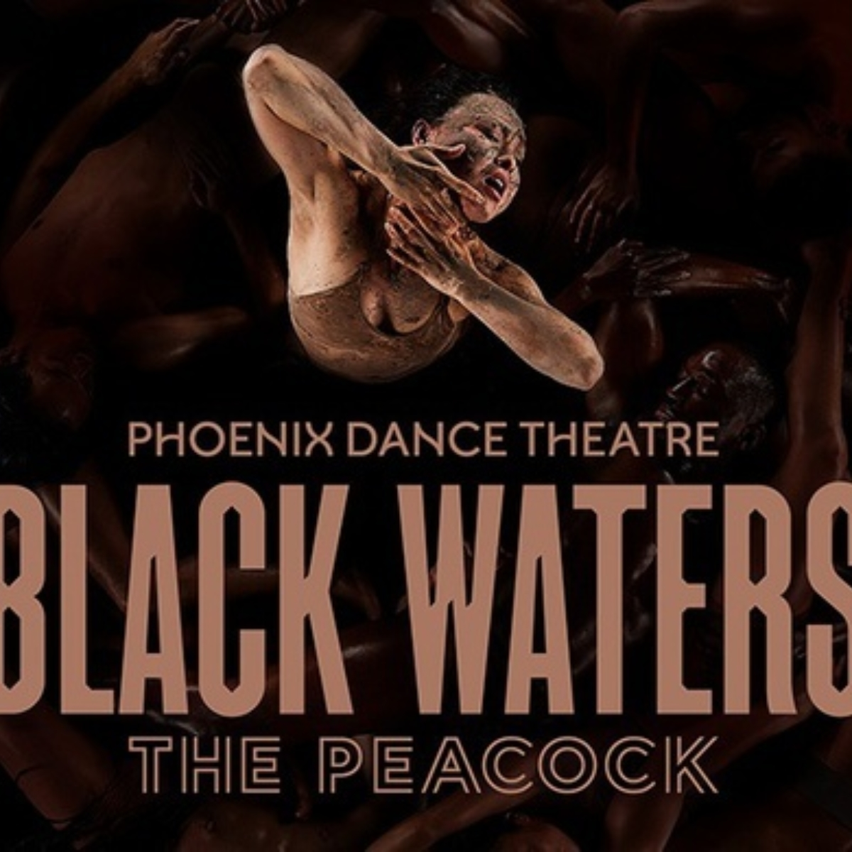 Phoenix Dance Theatre - Black Waters Images