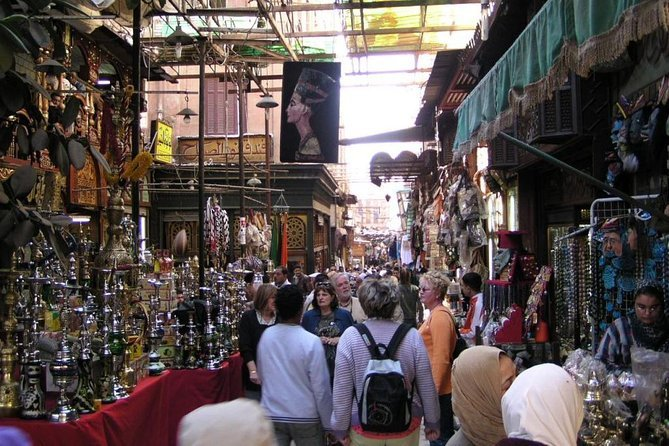 Private Day Tour to Coptic Cairo, Islamic Cairo and Bazaar Preview Image