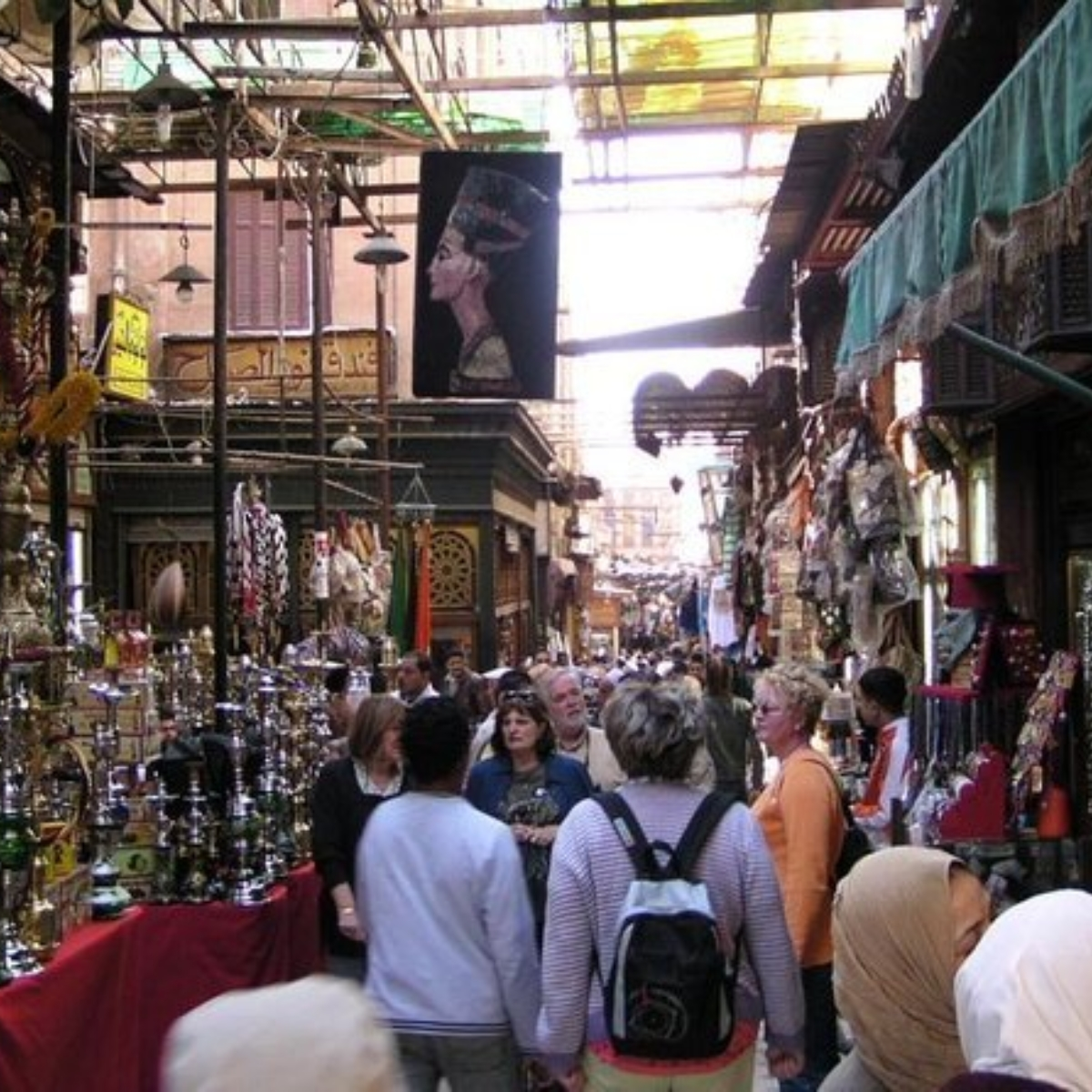 Private Day Tour to Coptic Cairo, Islamic Cairo and Bazaar Images