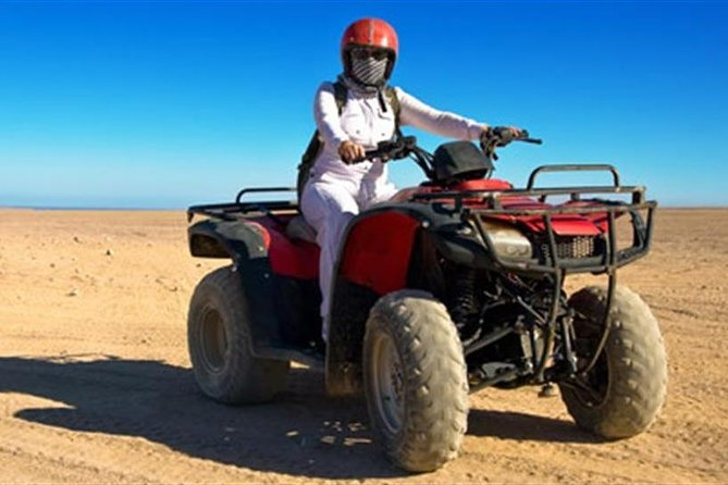 private Quad Bike Tour around Giza Pyramids Preview Image
