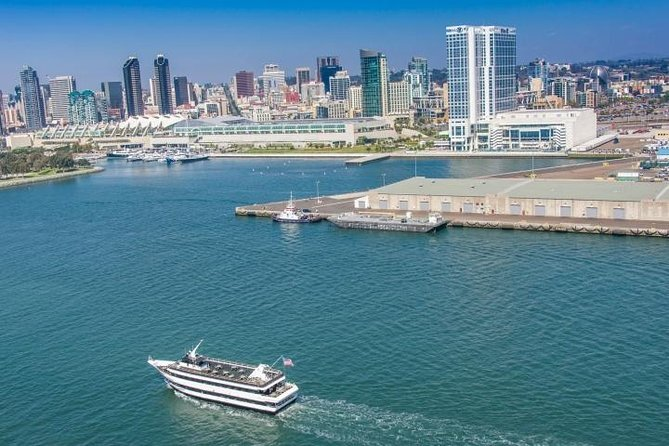 San Diego Harbor Cruise Preview Image
