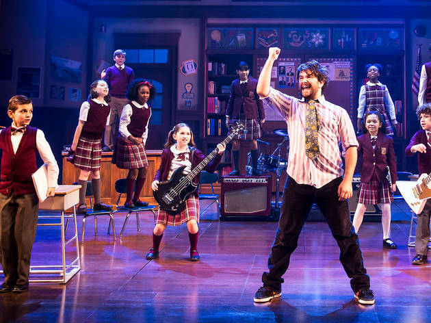 School of Rock Images