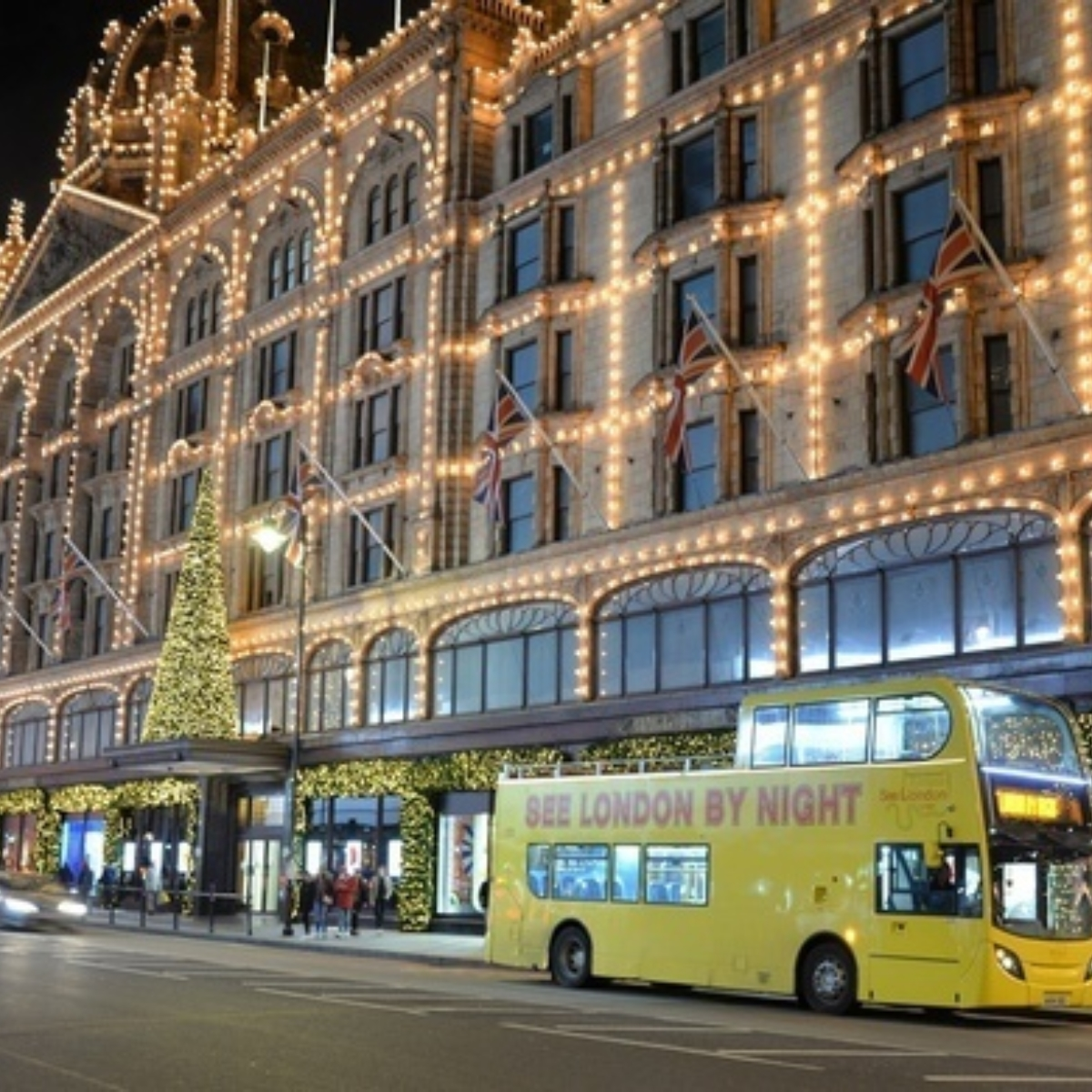 See London by Night   Your London by Night Bus Tour Images