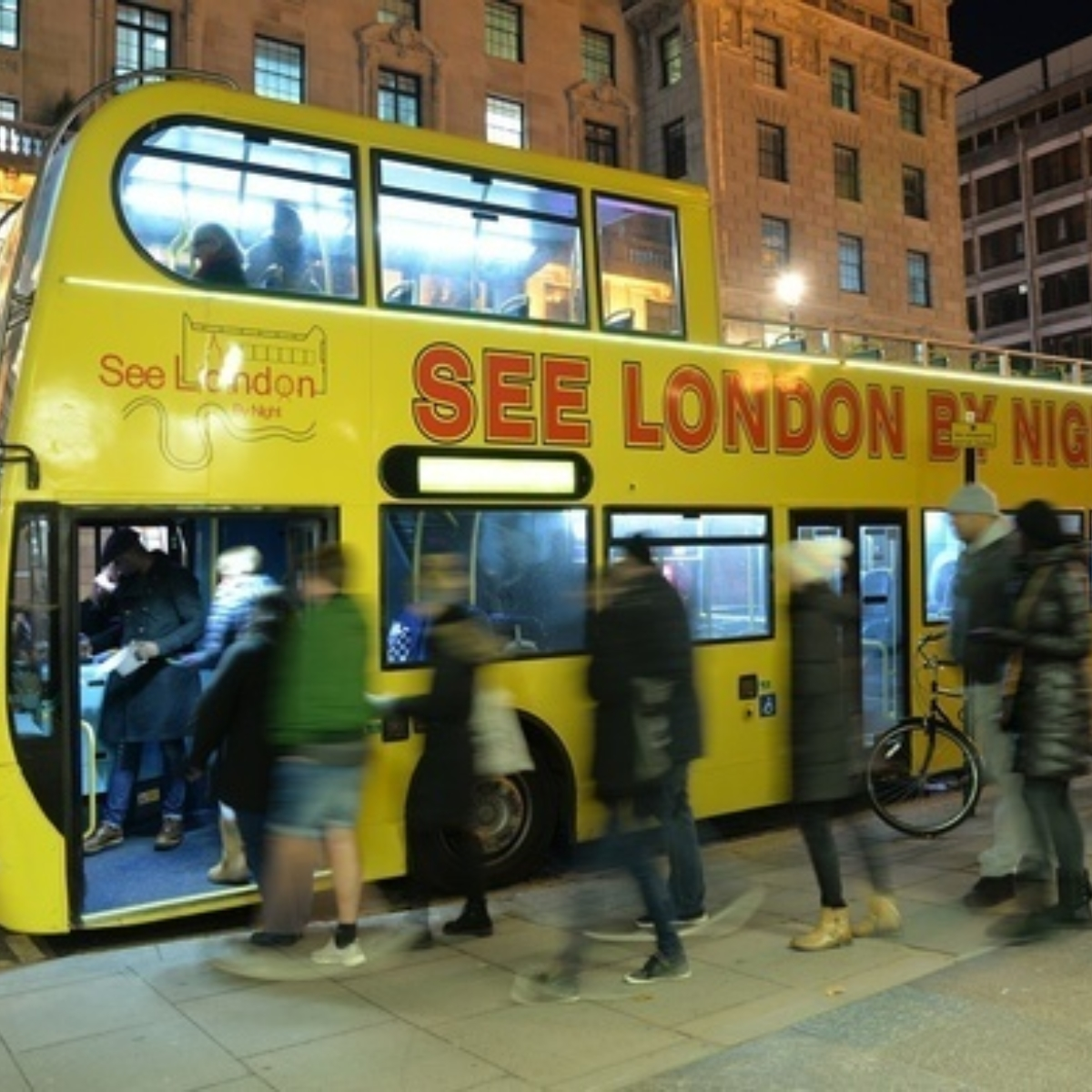See London by Night | Your London by Night Bus Tour Images