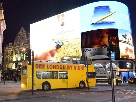 See London by Night | Your London by Night Bus Tour Preview Image