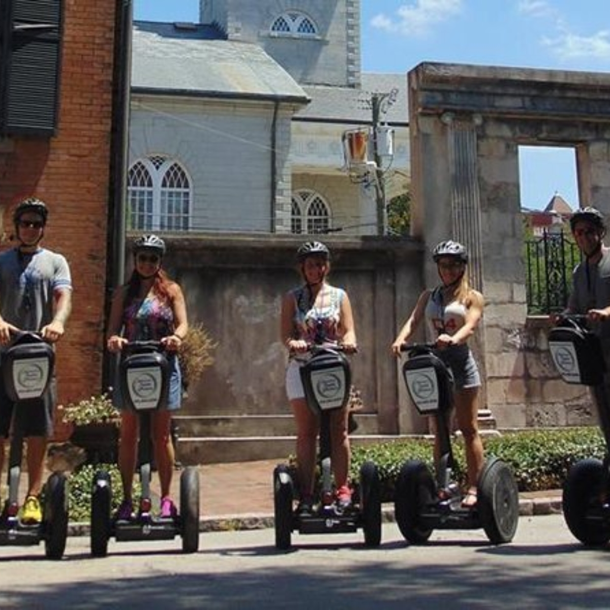 Segway Tour of Savannah Images