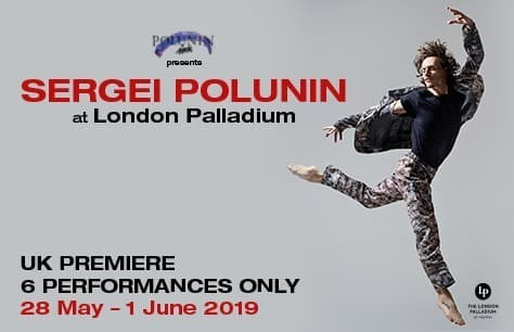 Sergei Polunin Preview Image