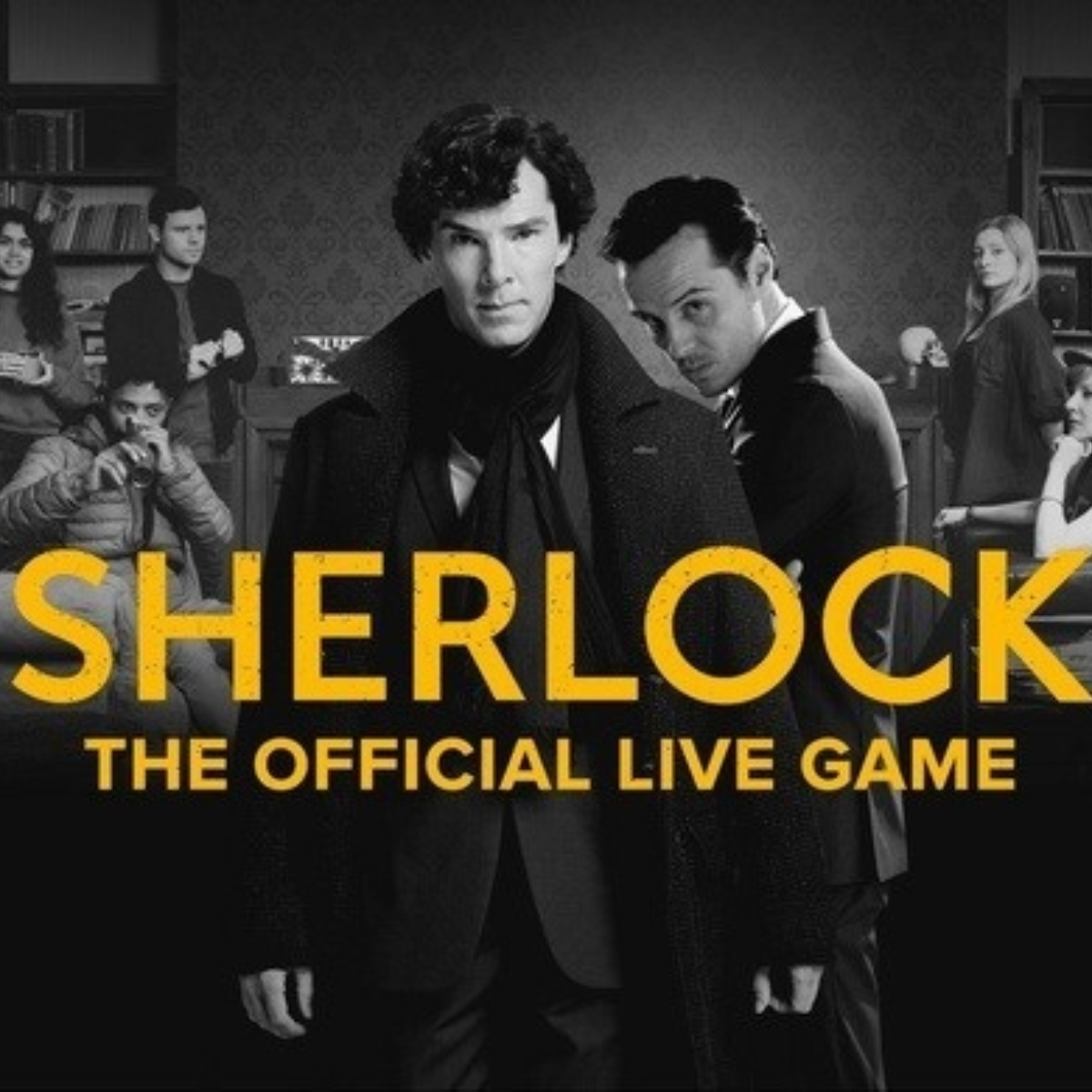 Sherlock: The Official Live Game Images