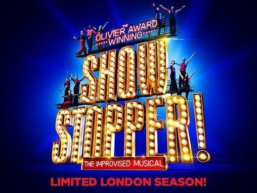 Showstopper! The Improvised Musical @ The Lyric Theatre Preview Image