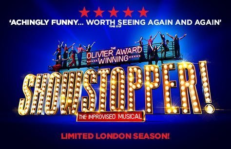 Showstopper! The Improvised Musical Preview Image
