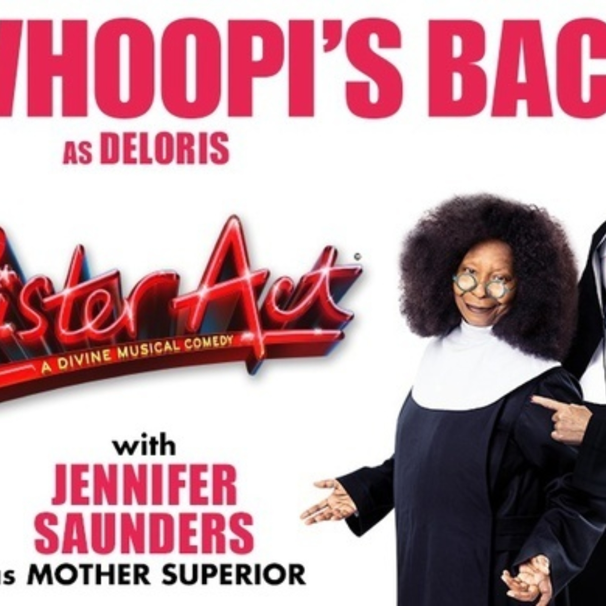 Sister Act! The Musical Images