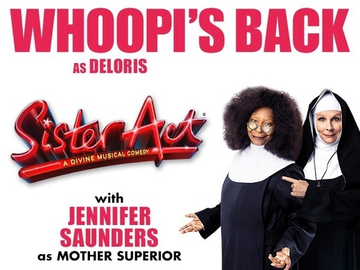 Sister Act! The Musical Preview Image