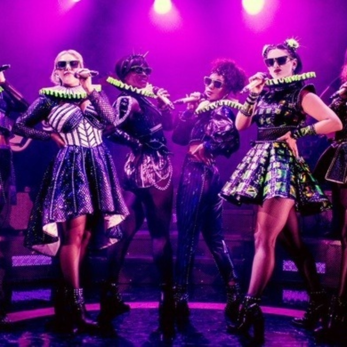 Six The Musical (London) Images