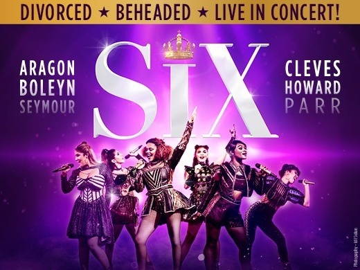 Six The Musical (London) Preview Image