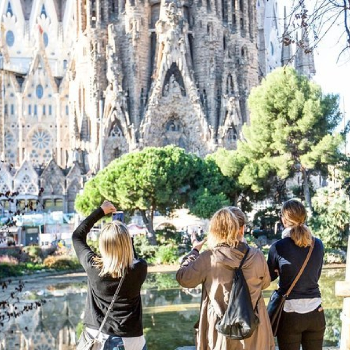 Skip the Line: Barcelona Sagrada Familia Tour Images