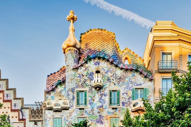 Skip the Line: Gaudi's Casa Batlló Ticket Preview Image