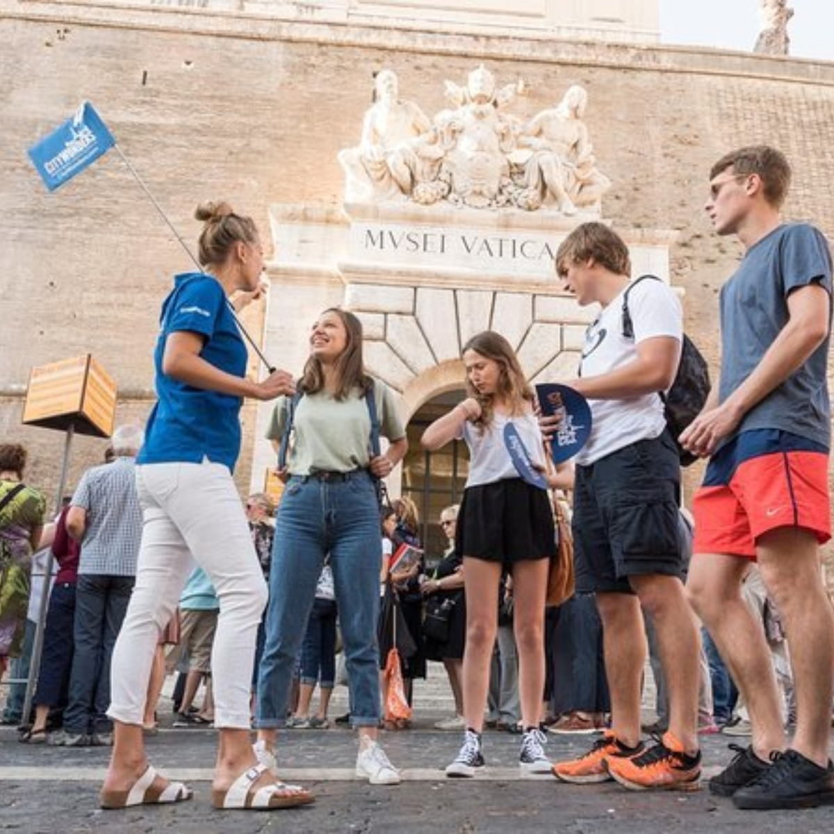 Skip the Line: Vatican Museums Small-Group Tour including Sistine Chapel and St Peter's Basilica Images