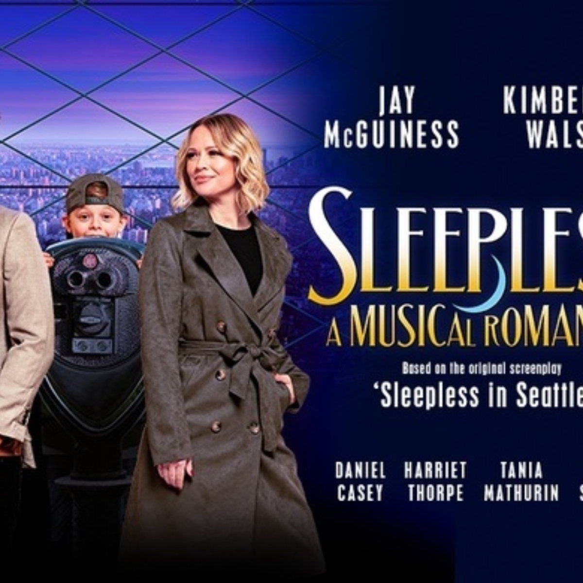 Sleepless: A Musical Romance Images