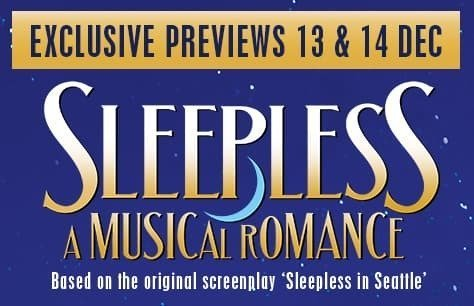 Sleepless: A Musical Romance Preview Image