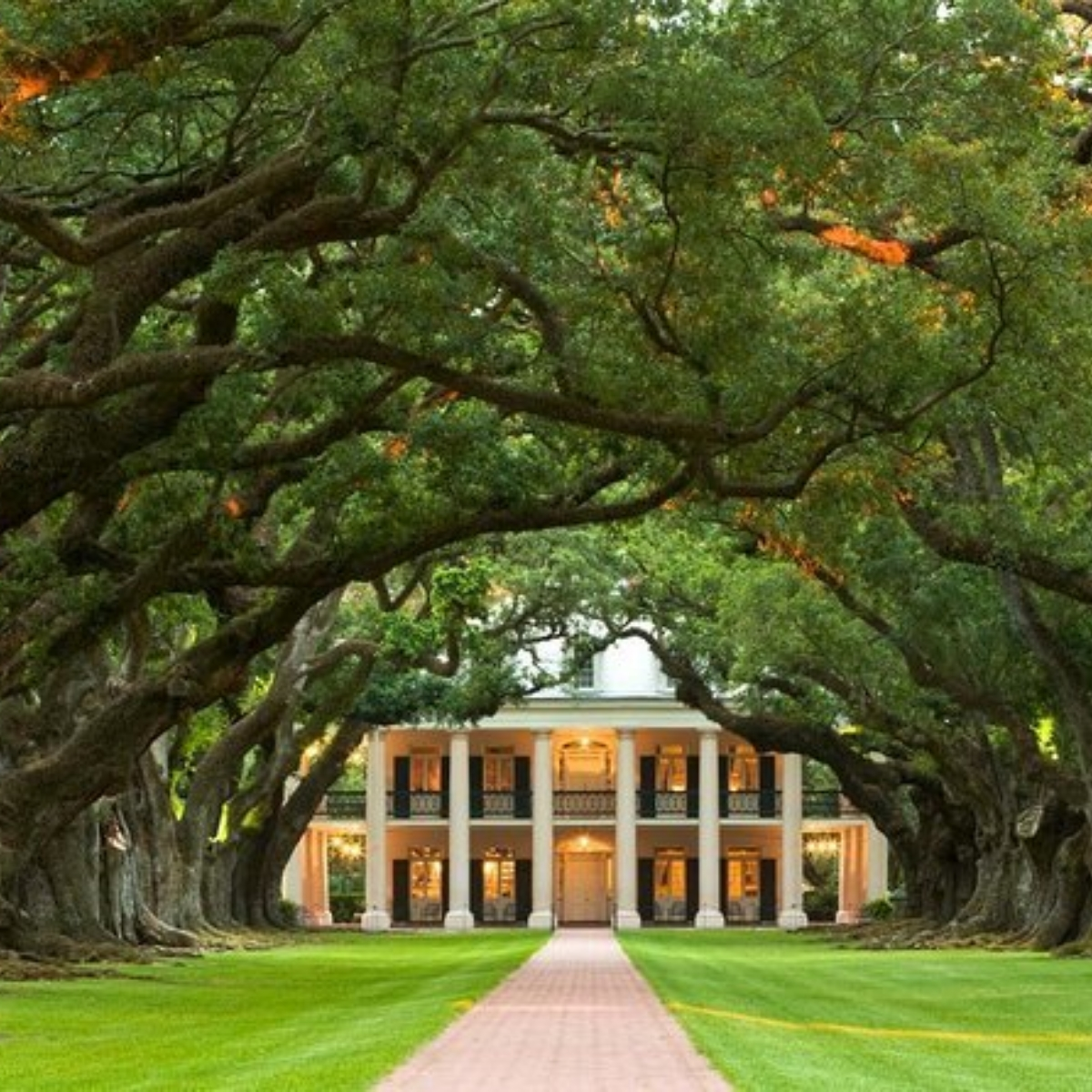 Small-Group Tour of Oak Alley and Laura Plantation from New Orleans Images