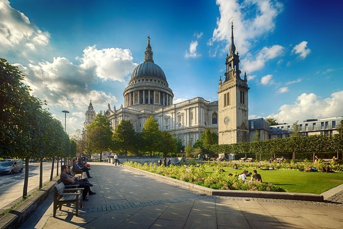 St Paul's Cathedral Admission Ticket Preview Image