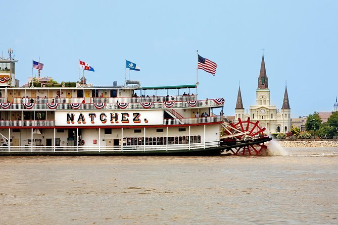 Steamboat Natchez Harbor Cruise Preview Image