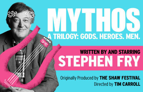 Stephen Fry Mythos a Trilogy: Men Preview Image