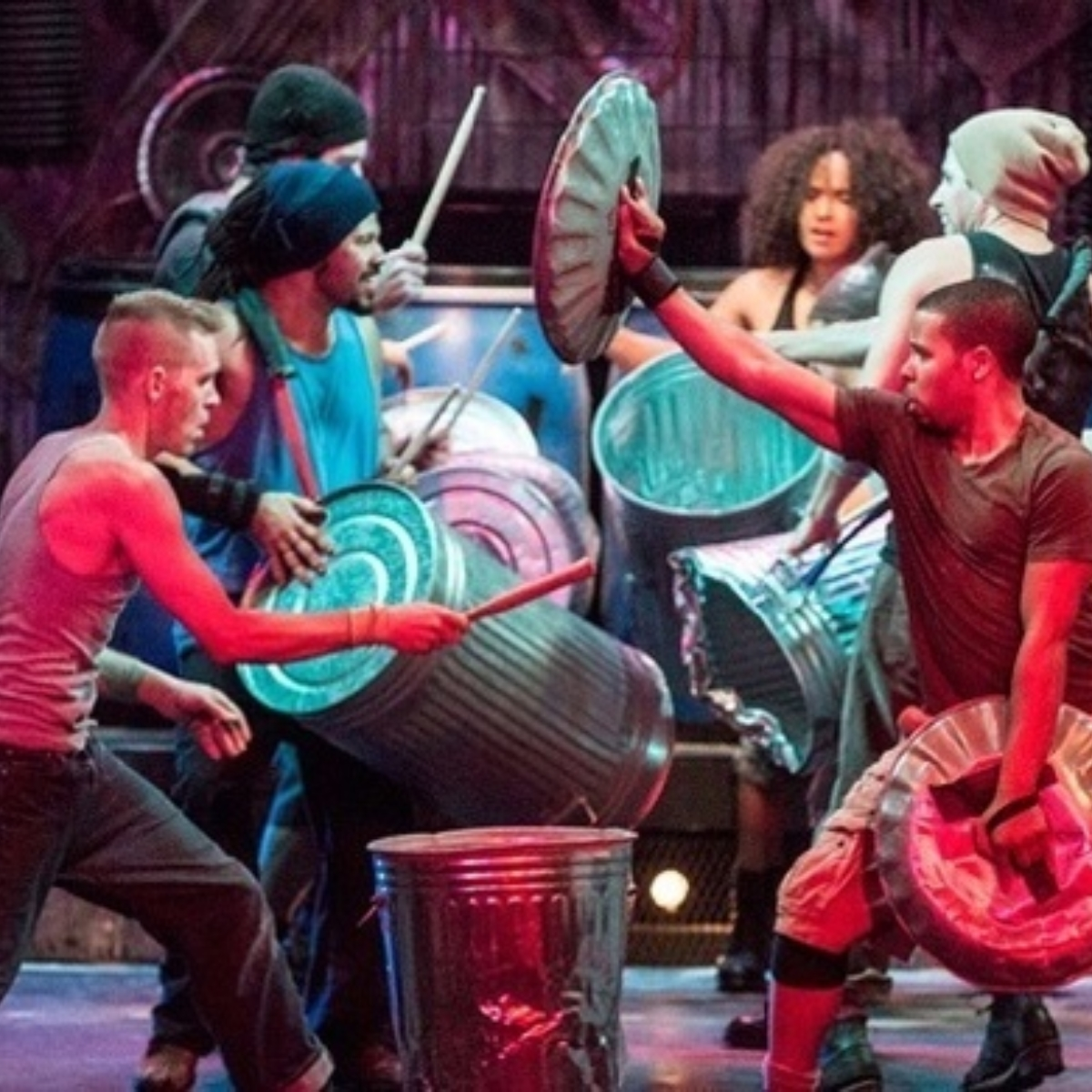 Stomp - Broadway Images