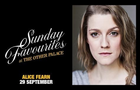 Sunday Favourites: Alice Fearn Preview Image