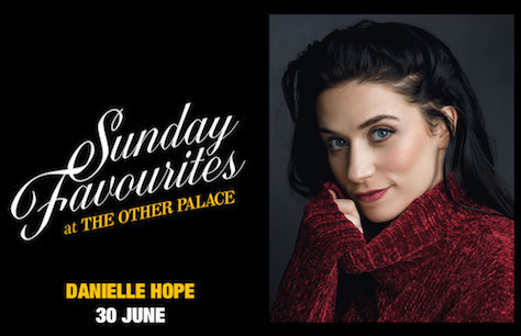 Sunday Favourites: Danielle Hope Preview Image
