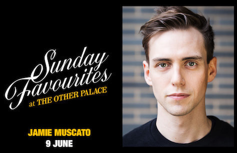 Sunday Favourites: Jamie Muscato Preview Image