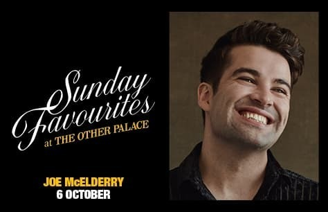 Sunday Favourites: Joe McElderry Preview Image