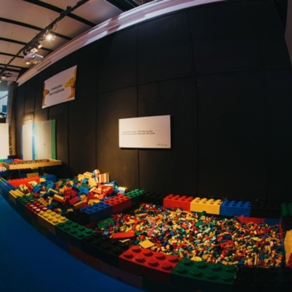The Art of the Brick Images