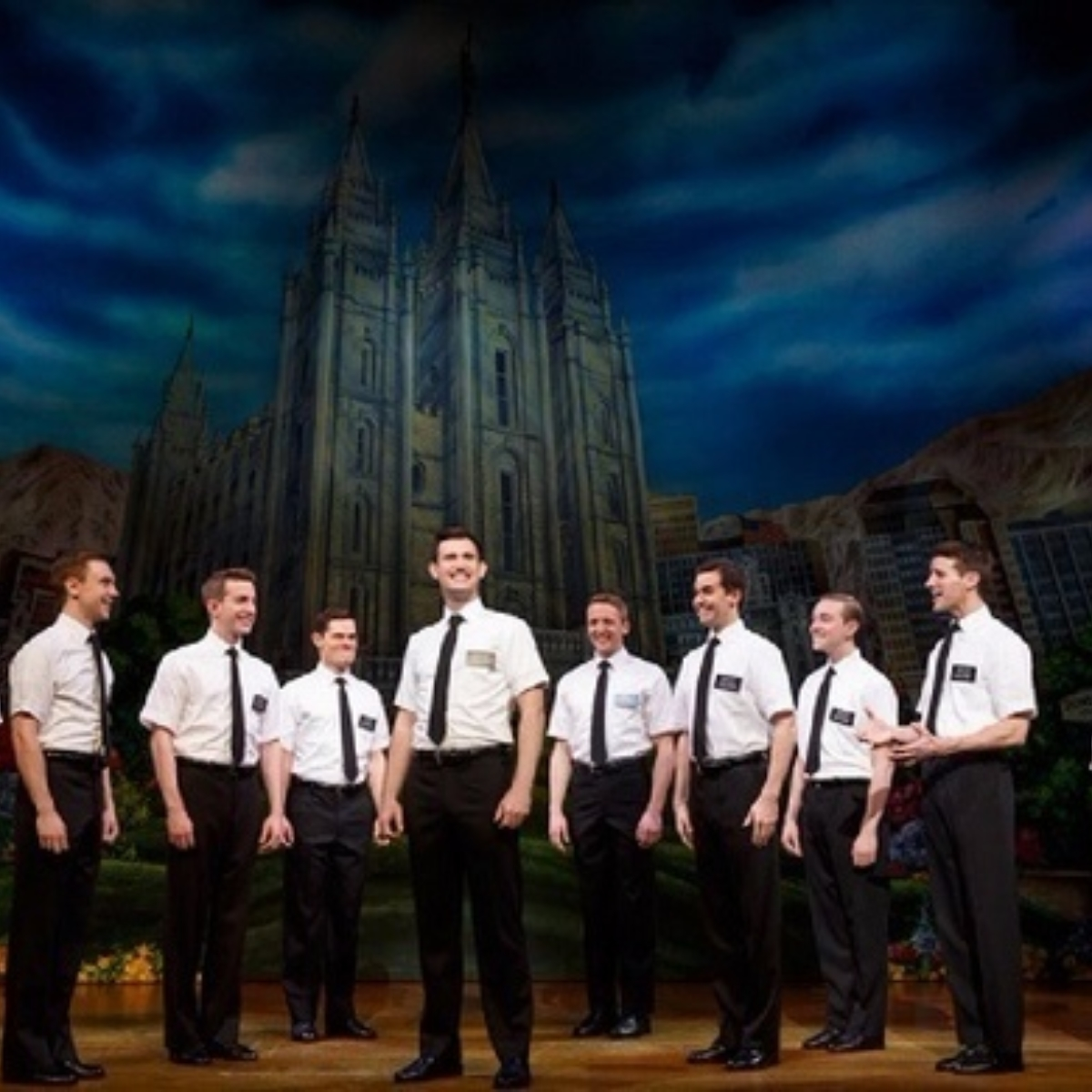 The Book of Mormon - Broadway Images
