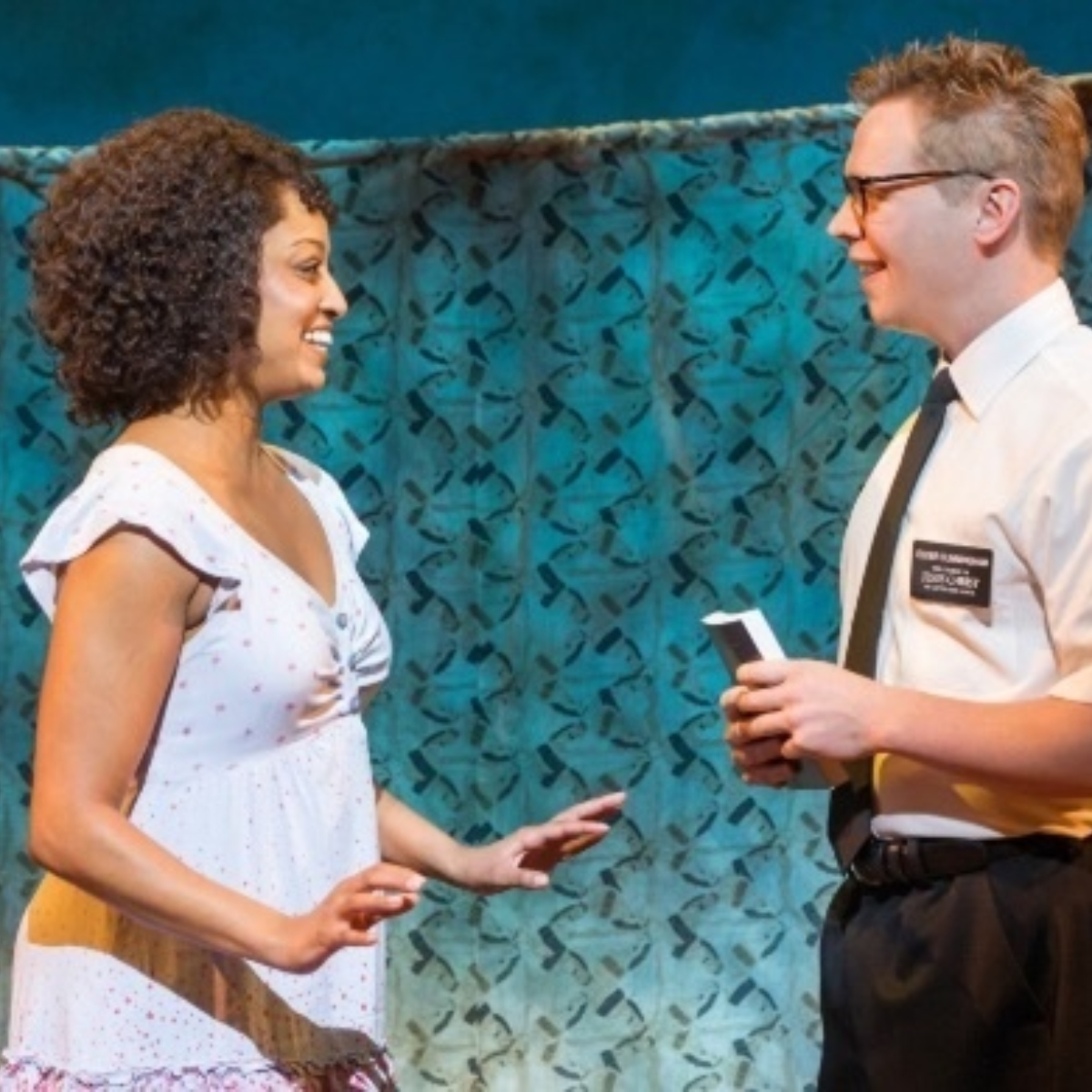 The Book of Mormon (London) Images